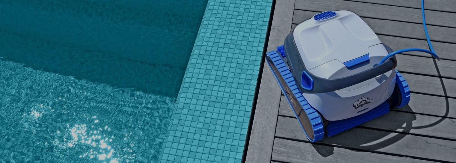 automatski čistač bazena