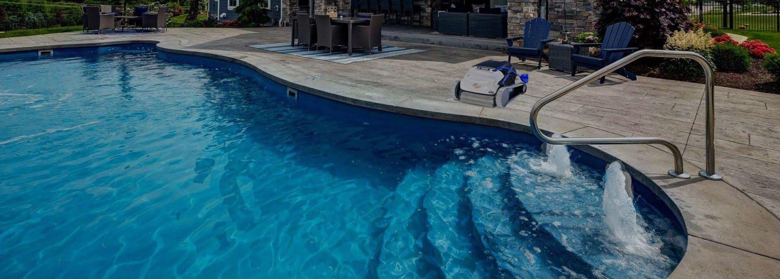 robot automatski čistač bazena